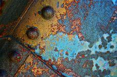 Bridge Fine Art Photography Urban Decay Industrial Metal