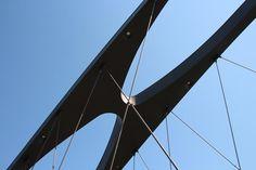 👌 Check out this free photoBlack Suspension Bridge    🆗 https://avopix.com/photo/42143-black-suspension-bridge    #triangle #symbol #design #sign #business #avopix #free #photos #public #domain