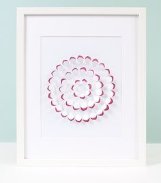 Home Decor :: Framed Art. I don't have a Silhouette machine but maybe I could cut this with a craft punch? Silhouette Curio, Silhouette Blog, Silhouette Machine, Silhouette America, Diy Wall Art, Framed Wall Art, Diy Art, Silhouette Portrait Projects, Silhouette Cameo Projects