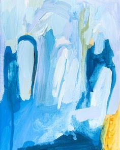 Color Study No. 10 by Emily Rickard | Artfully Walls 14x17