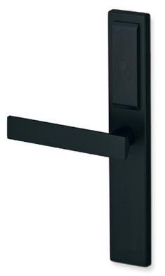 MATT BLACK BLUETOOTH/MIFARE RFID LOCK, MIWA JAPAN Hotel Lock, Bluetooth, Hotels, Japan, Black, Design, Black People, Japanese