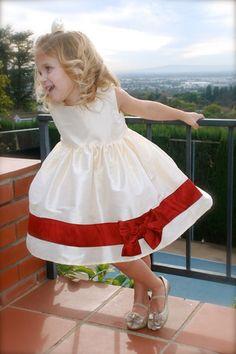 La Petite Couture Sienna Dress // Bobbi Dazzler Baby & Kids