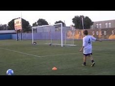 Soccer Science Fair Project (Shooting angles of scoring) | Sport Intensity