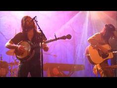 The Avett Brothers live - January Wedding - Muffathalle München Munich 2013-03-08 HD