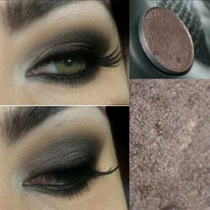 MAC Eyeshadow (Satin Taupe) Frost Finish Tried once; not my favorite Beautiful Brown w. Red undertone MAC Cosmetics Makeup Eyeshadow