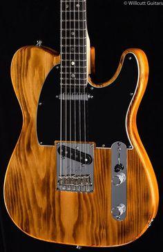 Fender American Design Telecaster® Burnt Pine (319) #Fender