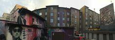 Blues #mural #streetart #contemporaryart #trafficdesignfest #Gdynia