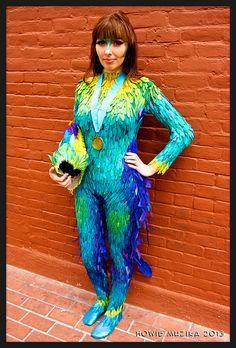 San Diego Comic-Con 2013 - Toothiana cosplay