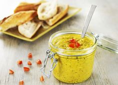 Découvrez la recette du chef  Les entrées indispensables du restaurant  : Tartinade de courgette
