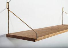 Shelf 800 mm von Frama | Ablagen / Konsolen