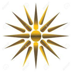 Image result for greek sun