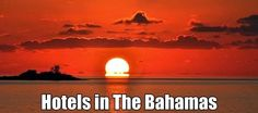Find the best money saving deals on all hotels in The Bahamas with Dennis Dames Hotel Finder International by comparing 1000's of choice hotel booking sites at once. Best Price Guaranteed!