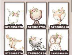 Code Wallpaper, Baby Wallpaper, Cute Patterns Wallpaper, Baby Room Decals, Nursery Decals, Wall Decals, Roblox Roblox, Roblox Codes, Baby Room Pictures