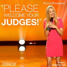 So You Think You Can Dance Examiner #sytycdExaminer