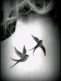 Swallow Tattoo                                                                                                                                                                                 More