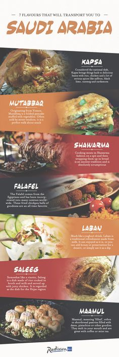 Looking to throw around some new spices in the kitchen? Check out these 7 Saudi Arabian flavors that will really rock your taste buds and have them Middle East bound.
