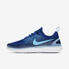 huge discount b2065 edb11 Homme Free RN Distance 2 Bleu gym Bleu binaire Bleu cirrus Bleu fureur.  Johan presinal · sneakers nike