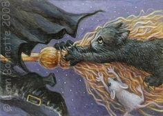 """The Halloween Ride"" by Lynn Bonnette"