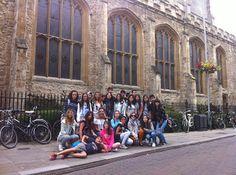 La ultima tambien fue muy bonita, ciudad universitaria por excelencia, CAMBRIDGE ;)  blog.cla-academiavalladolid.es