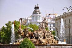 de gan   Cibeles, Madrid