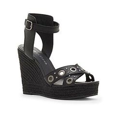 "Lucky Brand® ""Leander"" Wedge Sandals"