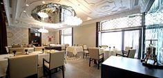 Five Michelin Star Awarded Restaurants Interiors