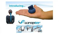 The Wrapter keeps long hair free from tangles when riding motorcycles or other activities. http://www.wrapter.com/
