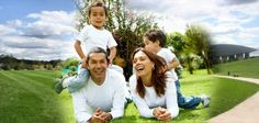 Supertech ecovillage - happy family