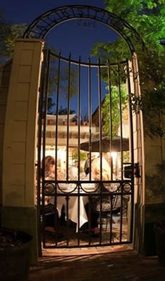 Backstreet Cafe serves unforgettable food both inside the intimate dining rooms and on the lush, lovely patio, one of the best in town http://cmap.it/Ngfx9O