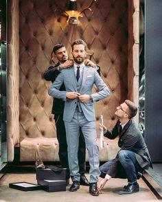 Three Piece Suit | The Black Suit Blog