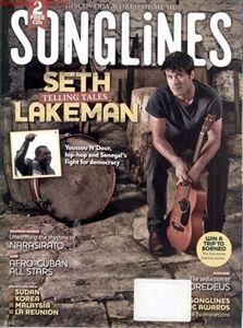 Songlines Magazine, World music magazine.
