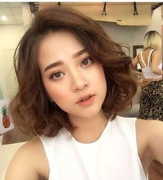 91 Best Korean Short Hairstyles for Women images in 2018