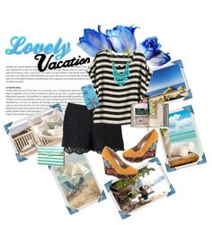 """""""I Need A Vacation!?!"""" by texas1226 ❤ liked on Polyvore"""