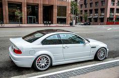BMW Easily my favorite car of all time. I love the lines and design of this car. Bmw E46, M Bmw, Triumph Bonneville, Ferrari, Lamborghini, My Dream Car, Dream Cars, E46 330, Rolls Royce