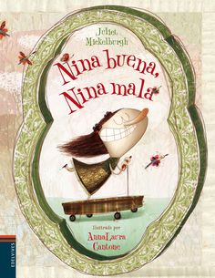 Edelvives - Literatura – Álbum infantil - Nina buena, Nina mala