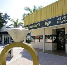 Morningstar's Jewelers & Pawnbrokers  2000 Hollywood Blvd Hollywood fl 33020
