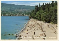 Vancouver Vacation in Fall of '98. Walked in Stanley Park