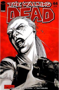 "The Walking Dead 044 Vol. 8 ""Made To Suffer"" #TheWalkingDead #comic #comics #Free #amc"