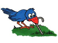'Early bird catches the worm'  Ten Famous English Proverbs And Their Meaning