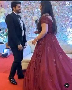 These cuites are winning the heart ️ . Wedding Couple Poses, Couple Posing, Wedding Couples, Wedding Bells, Fall Wedding, Wedding Events, Copper Wedding Decor, Teen Celebrities, Punjabi Couple