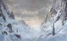 FANTASY Landscapes . Winds of Change leading Jyndari in a new direction . Click the image to Read More