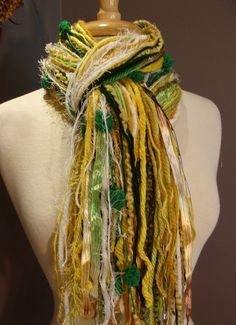 Packer scarf!