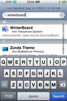 Hướng dẫn cài đặt Theme cho iPhone 5 từ Cydia