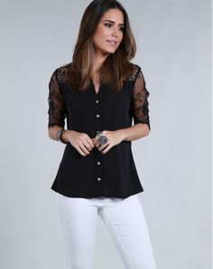 BLUSA CHARLOTTE  TPBL0664  MarketFashion