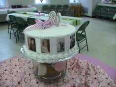 80 year old birthday cake | Celebrate a Great Lady at 80!