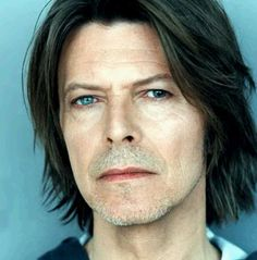 Did ya know David Bowie has one green and one blue eye