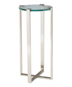 Look at this #zulilyfind! Uptown Table #zulilyfinds
