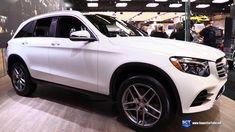 2016 Mercedes-Benz GLC-Class GLC 300 SUV - Exterior & Interior Walkaroun...