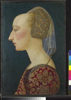 Titre Portrait d'une femme de la famille Hofer
