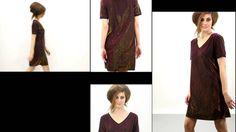 Solve your wardrobe puzzle! e-xclusive Autumn Winter 2014 - 2015 Collection Winter 2014 2015, Fall Winter, Autumn, Cape Dress, Going Out Dresses, Winter Collection, Puzzle, Clothes For Women, News